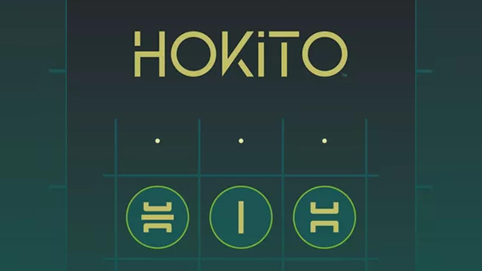 Hokito: feroce eleganza astratta.