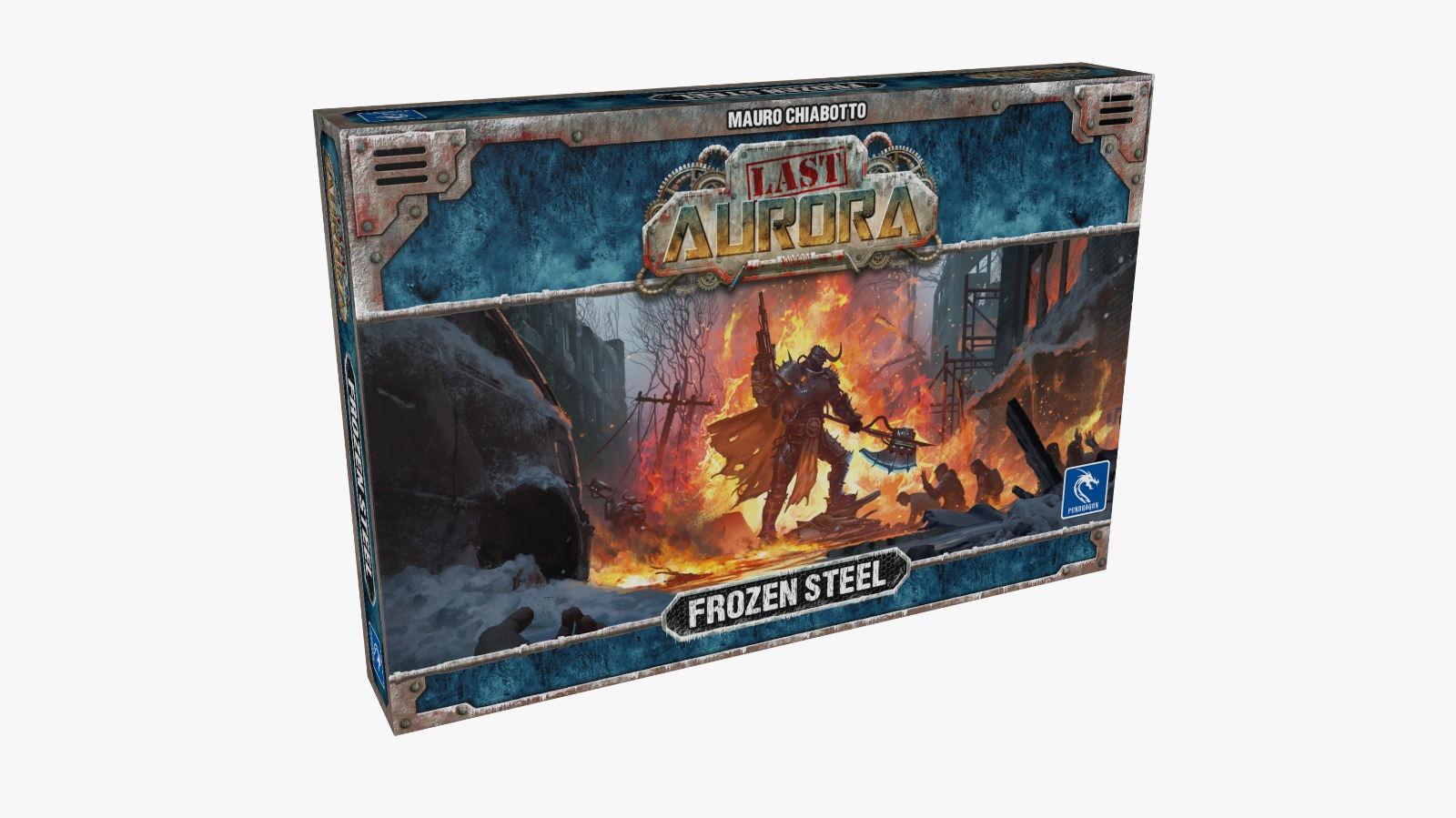 Pendragon Game Studio annuncia Last Aurora – Frozen Steel