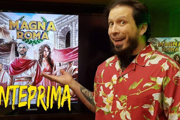 Magna Roma – Anteprima Kickstarter