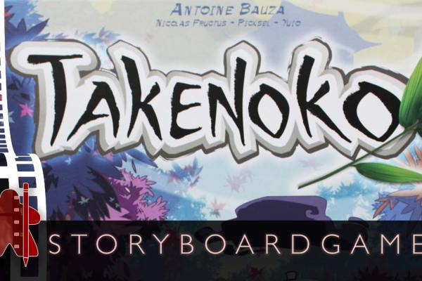 Storyboardgame – Takenoko