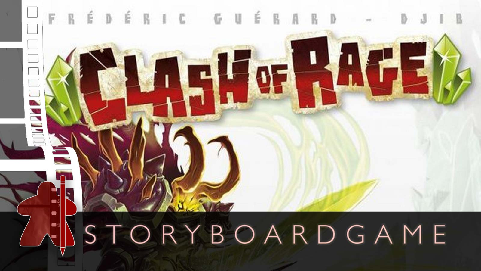 Storyboardgame – Clash of Rage