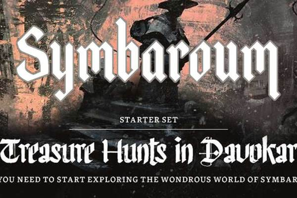 Symbaroum, la recensione dello Starter Set made in Free League!