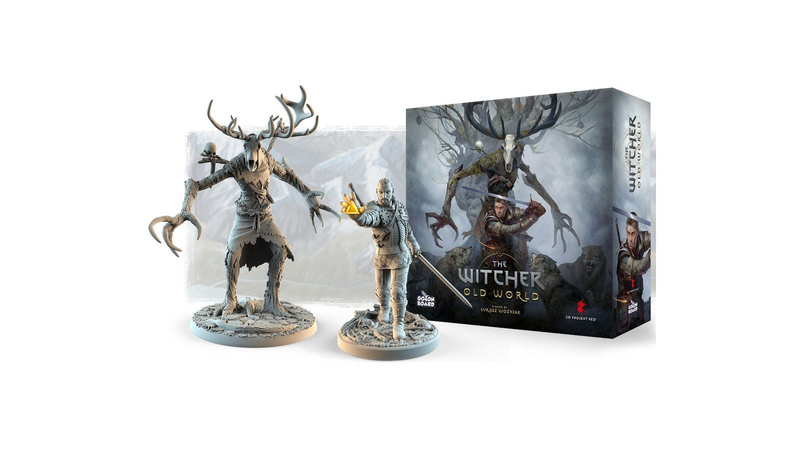 Pendragon Game Studios annuncia The Witcher: Old World