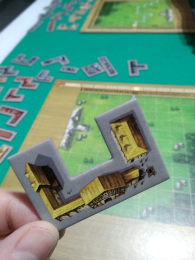 My City componenti del gioco