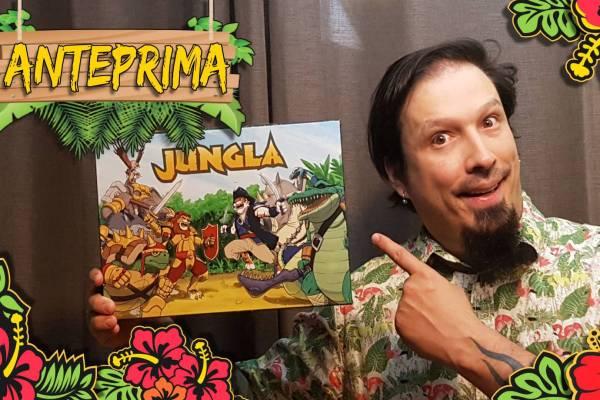 Jungla – Anteprima Kickstarter