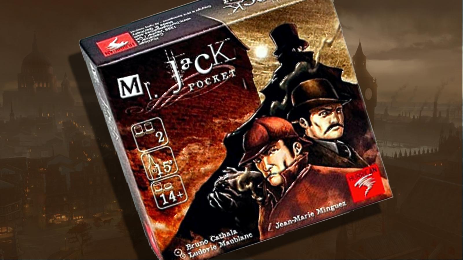 Mr Jack Pocket – Indagini tascabili