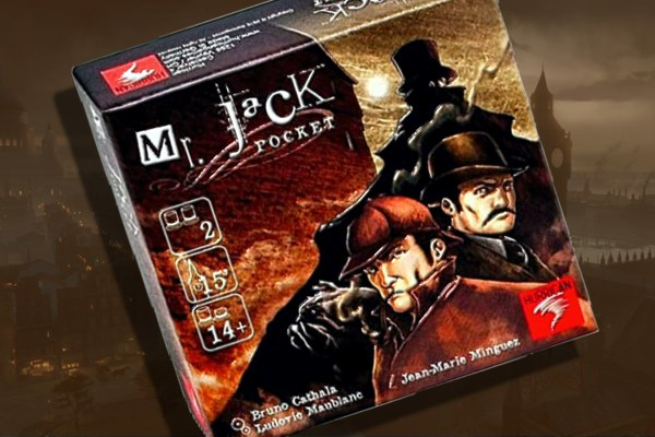 Mr Jack Pocket – Indagini tascabili