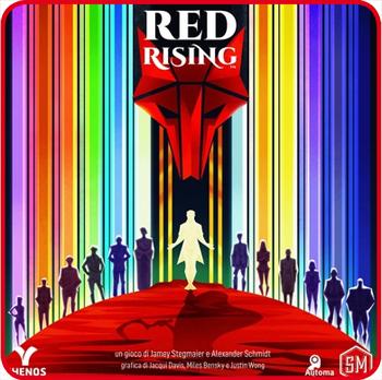 Magnifici 10 di maggio 2021 - 5 Red Rising