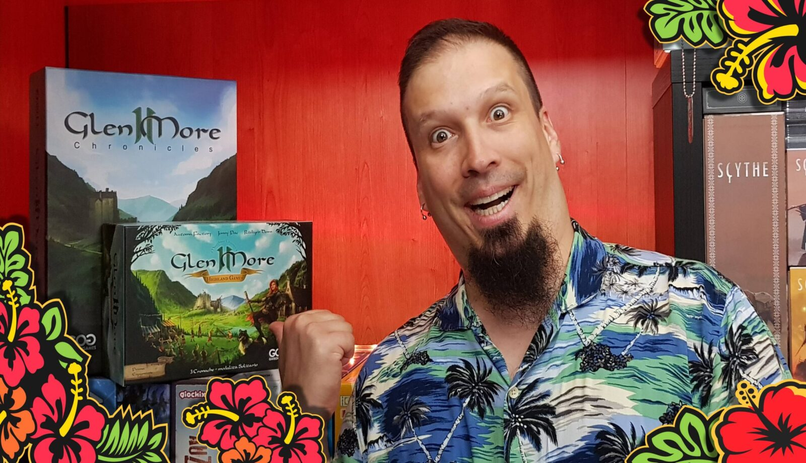 Glen More II Chronicles + Highland games