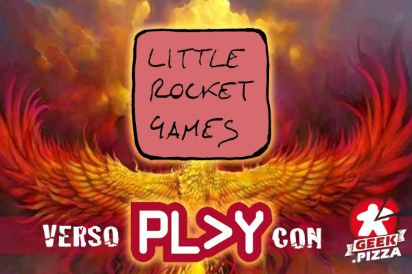 Verso Play 2021 – Little Rocket Games