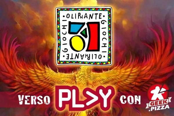 Verso Play 2021 – Oliphante