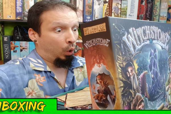 Witchstone – Unboxing