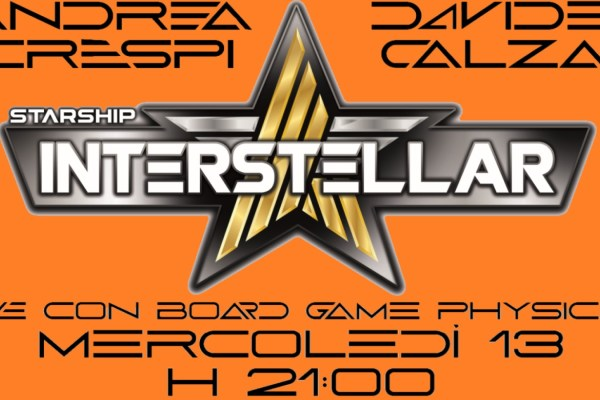 Starship Interstellar – Intervista con gli autori