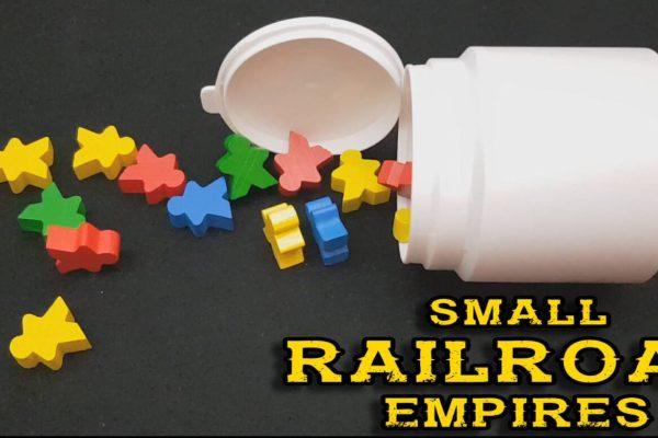 Small Railroad Empires – Le pillole del Meeple