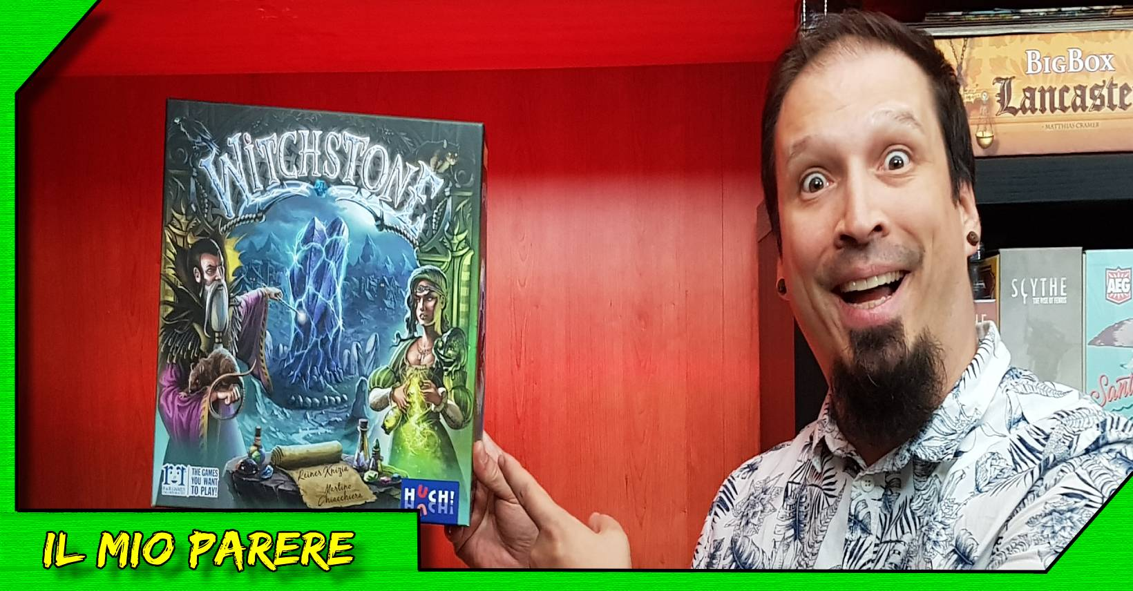 Witchstone –