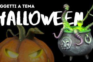 Kiki's Miniatures Mania – Oggetti scenici a tema Halloween con OSL semplici