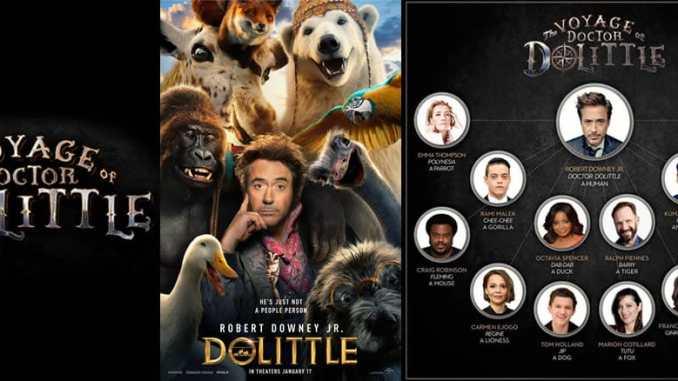 Dr. Doolittle 2020