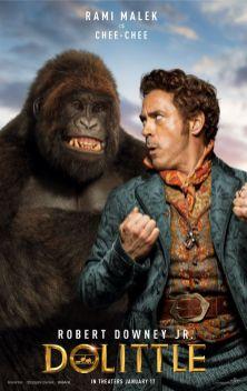 Dr. Doolittle 2020 gorila