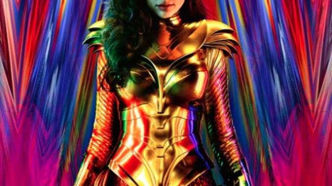 Wonder Woman 1984 llegará a los cines en Octubre 2020