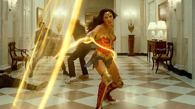 Wonder Woman 1984 cine Octubre 2020 WW84