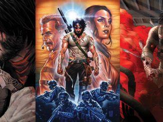 BRZRKR banner Keanu Reeves