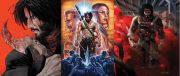 BRZRKR: Primer Comic creado por Keanu Reeves como escritor