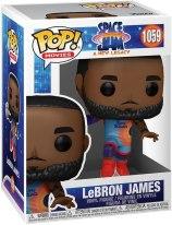 LeBron James Jumping Space Jam Funko Pop