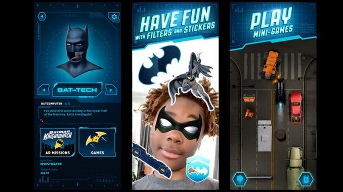 Batman Bat-Tech Edition - Android iOS