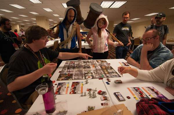 Atlanta Dragon Con Gaming