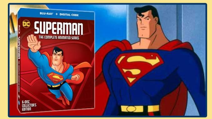 Superman:La Serie Animada Completa - Pontik comics