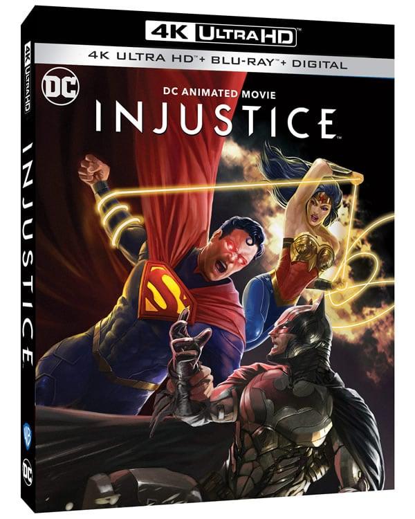 Injustice: Nueva Película de la Liga de la Justicia