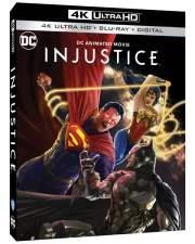 Injustice: Nueva Película de la Liga de la Justicia - DC Comics Warner