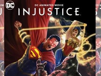 Pelicula Injustice DC Comics Pontik® Geek