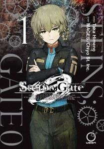 Steins;Gate 0 Volume 1 - Barnes y Noble Exclusive Cover - Pontik® Geek