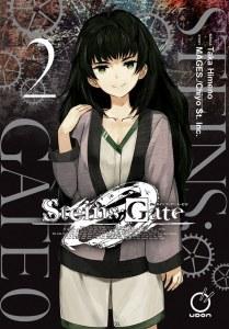 Steins;Gate 0 Volume 2 - Barnes y Noble Exclusive Cover - Pontik® Geek