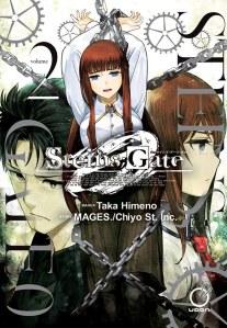 Steins;Gate 0 Volume 2 - Standard Edition Cover - Pontik® Geek