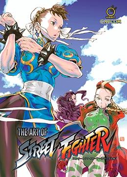 The Art of Street Fighter - UDON - Pontik® Geek
