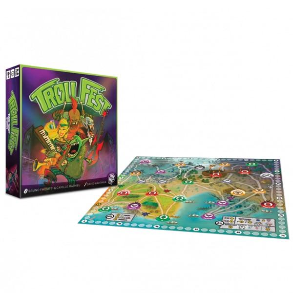 Troll Fest - Trick or Treat Studios - Pontik® Geek