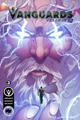 Vanguards Overwatch - Comic Distro - Pontik® Geek