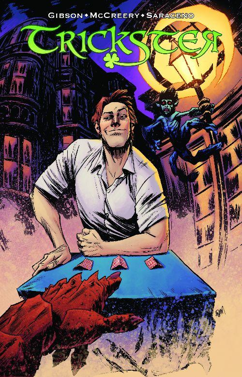 trickster comic duendes hadas - Pontik® Geek