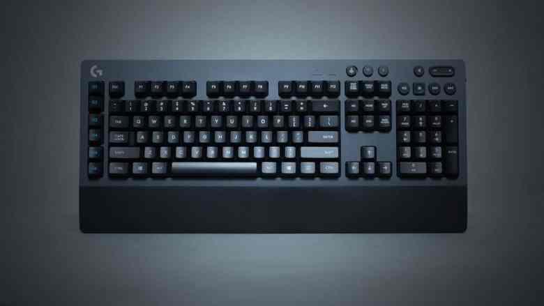 Logitech G613 melhor teclado mecânico gamer sem fio