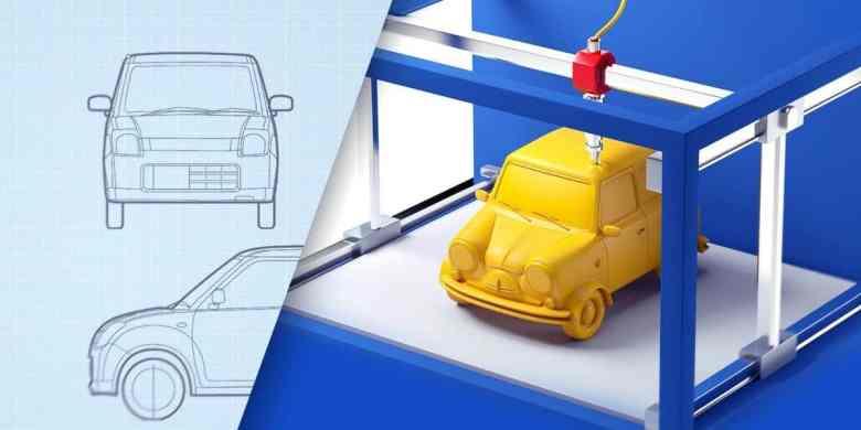 Impressora 3D Protótipos