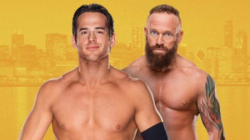 Roderick Strong vs Eric Young