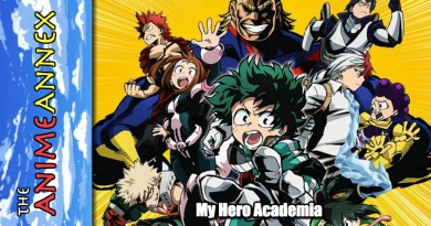The Anime Annex: My Hero Academia
