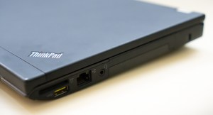 x230 Right Side ports