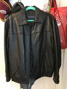 John Ashford Leather Jacket