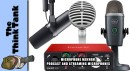 Microphone Mayhem: Podcast and Streaming Microphones