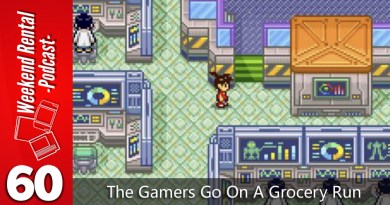 Weekend Rental Podcast #60 – The Gamers Go on a Grocery Run