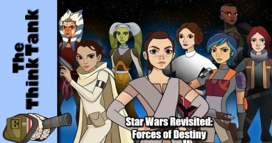 Star Wars Revisited: Forces of Destiny