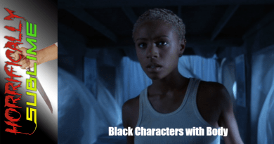 Black Characters With Body